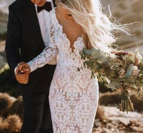 Fall in Love with These Charming Rustic Wedding Dresses 1471189179761542307