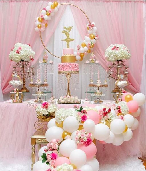 Amazing Wedding Décor with Balloons