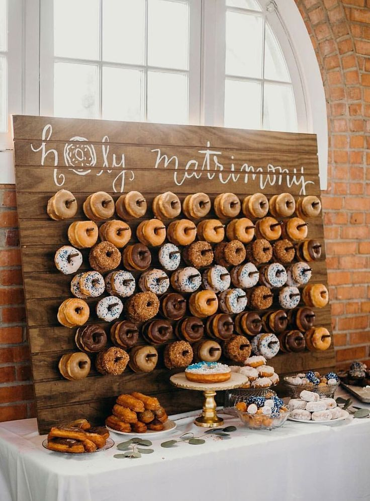 Awesome Wedding Dessert Bar Ideas to Rock