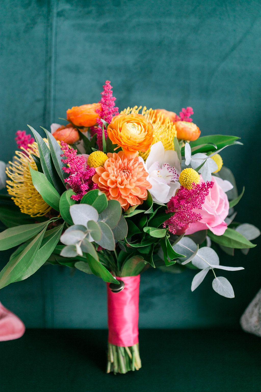Best Tropical Wedding Bouquets Ever