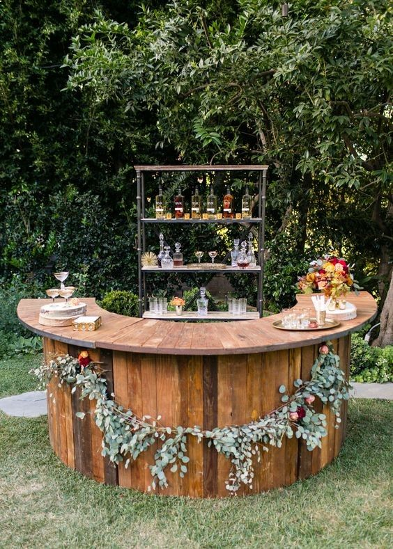 Inspiring Garden Wedding Decoration Ideas