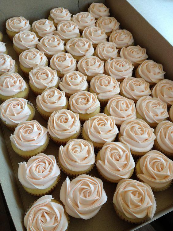 Creative and Adorable Wedding Cupcake Ideas to Rock