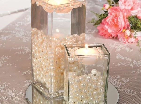 Gorgeous Wedding Centerpieces without Flowers 1376121006364621669
