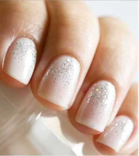 Stunning Winter Wedding Nail Ideas to Shine
