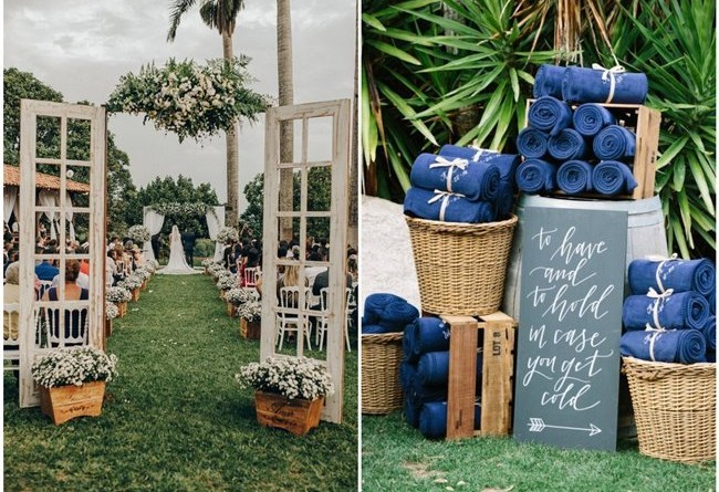 29 Perfect Backyard Wedding Ideas for Any Season